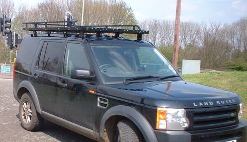 , Dakdraagsystemen Discovery 3, Vis Land Rover
