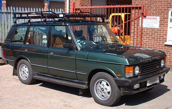 Dakdraagsystemen Vis Land Rover