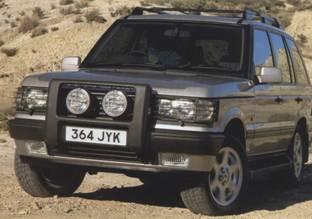 , Bull-Bars, Vis Land Rover