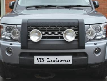 , Bull-Bars, Vis land rover