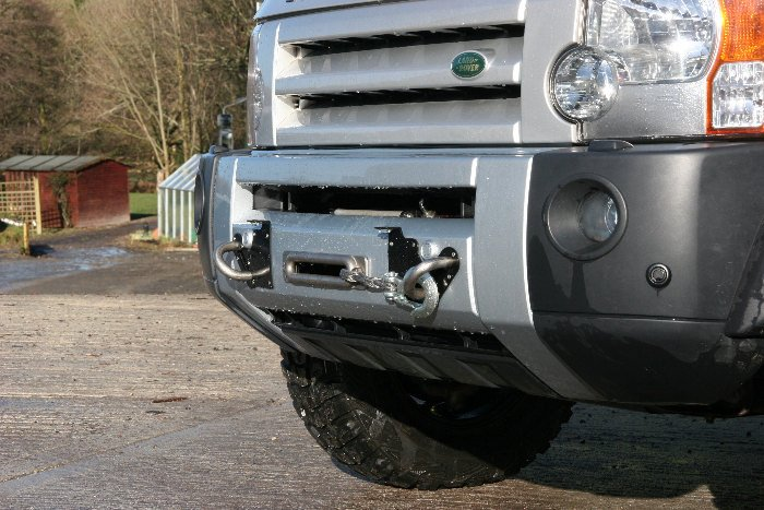 Lieren Discovery 3 Vis Land Rover