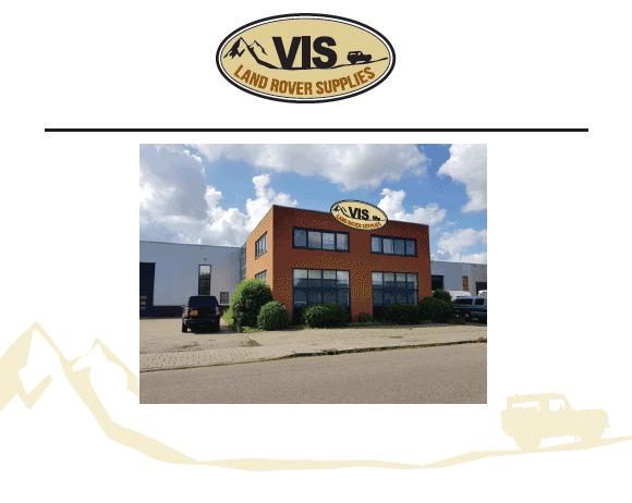 , VIS, Vis Land Rover