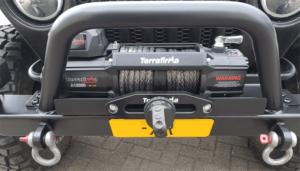, Lieren, Lierbumpers en Accessoires voor de Range Rover P38, Vis Land Rover, Vis Land Rover